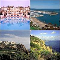 Capistrano Beach, Dana Point, California, Hotels Motels Resorts