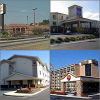 Danville, Virginia, Hotels Motels