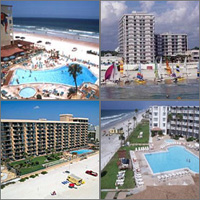 Daytona Beach, Ormond Beach, Florida, Hotels Motels Resorts