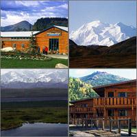 Denali National Park, Alaska, Hotels Motels