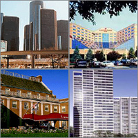 Detroit, Michigan, Hotels Motels