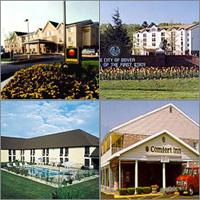 Dover, Delaware, Hotels Motels