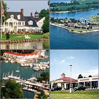 Easton, St. Michaels, Maryland, Hotels Motels