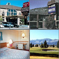 Ely, Nevada, Hotels Motels