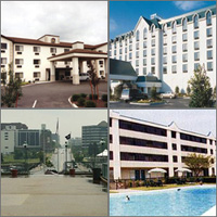 Erie, Pennsylvania, Hotels Motels