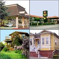 Arcata, Eureka, California, Hotels Motels