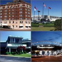 Fayetteville, North Carolina, Hotels Motels