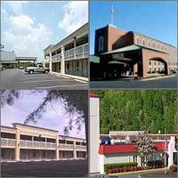 Fredericksburg, Stafford, Virginia, Hotels Motels