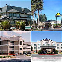 Fresno, California, Hotels Motels