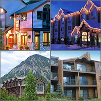 Dillon, Frisco, Silverthorne, Colorado, Hotels Motels Resorts