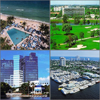 Ft. Lauderdale, Florida, Hotels Motels Resorts