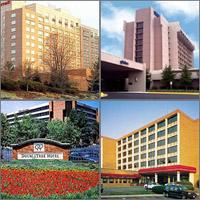 Rockville, Gaithersburg, Maryland, Hotels Motels