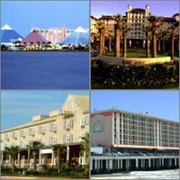 Galveston, Texas, Hotels Motels Resorts