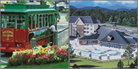 Pigeon Forge, Tennessee, Hotels Motels Resorts