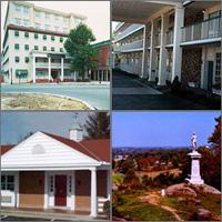 Gettysburg, Pennsylvania, Hotels Motels