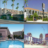 Glendale, California, Hotels Motels