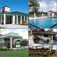 Gonzales, Louisiana, Hotels Motels