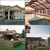 Gunnison, Colorado, Hotels Motels
