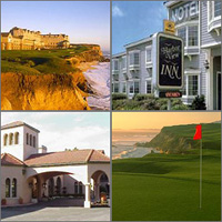 Half Moon Bay, California, Hotels Resorts