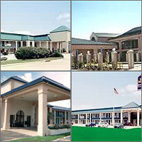 Hammond, Louisiana, Hotels Motels