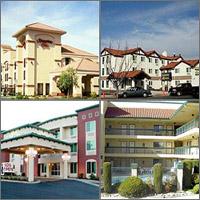 Hayward, California, Hotels Motels