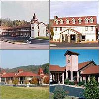 Helen, Georgia, Hotels Motels