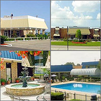 Houma, Louisiana, Hotels Motels