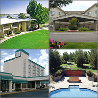 Tri-Cities, Kennewick, Richland, Pasco, Washington, Hotels Motels
