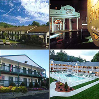Lake George, Glens Falls, Queensbury, New York, Hotels Motels Resorts