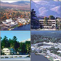 Lake Placid, Saranac Lake, New York, Hotels Motels Resorts