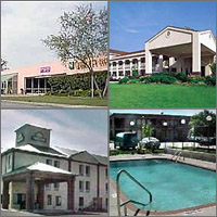 LaPlace, Louisiana, Hotels Motels