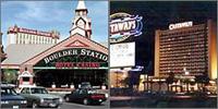 Boulder Strip, Las Vegas, Nevada, Casinos Hotels Motels Resorts
