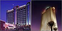 West of Strip, Las Vegas, Nevada, Casinos Hotels Motels Resorts