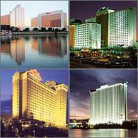 Laughlin, Nevada, Casinos Hotels Motels Resorts