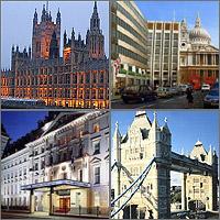 London, England, Hotels