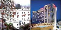 Hollywood, California, Hotels Motels