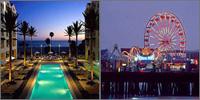 Santa Monica, California, Hotels Motels