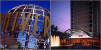 Universal Studios, Los Angeles, California, Hotels Motels