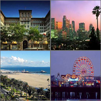 Los Angeles, California, Hotels Motels