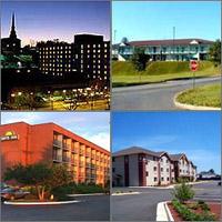 Lynchburg, Virginia, Hotels Motels