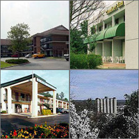 Macon, Perry, Warner Robins, Georgia, Hotels Motels
