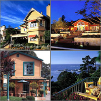 Monterey, California, Hotels Motels Resorts