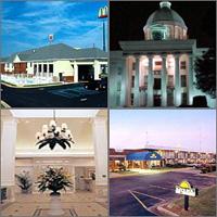 Montgomery, Alabama, Hotels Motels