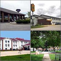 Mt Pleasant Iowa Hotels Motels