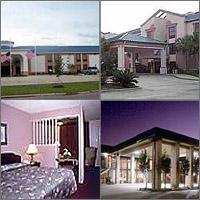 New Iberia, Louisiana, Hotels Motels