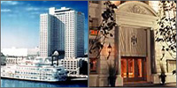 Business District, New Orleans, Louisiana, Hotels