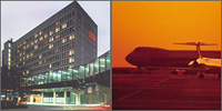 Newark Airport, Elizabeth, Newark, New Jersey, Hotels Motels