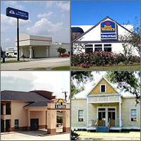 Opelousas, Louisiana, Hotels Motels