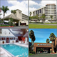 Orange, California, Hotels Motels