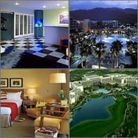 Palm Springs, California, Hotels Motels Resorts
